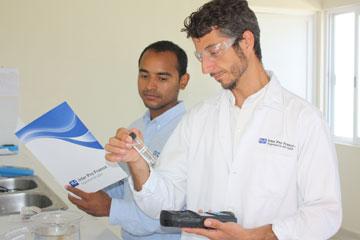 Diagnóstico y optimización<br>de plantas de tratamiento