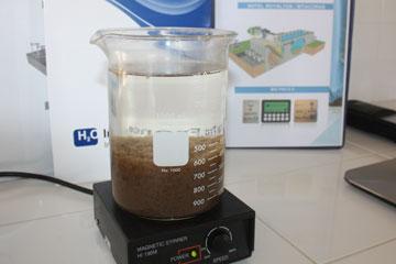 coagulantes y polímeros